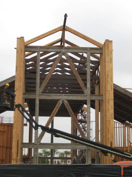 Stonewall Structural Building Frame